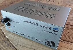 Retro Phono Stage - All tube Phono Preamp with feedback RIAA