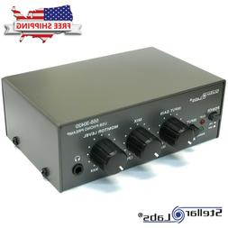 Stellar Labs Phono Preamp for Turntable, Pre Amp with USB Di