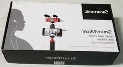 """Saramonic """"SmartMixer"""" Pro Stereo Recording Rig for iPhone/A"""