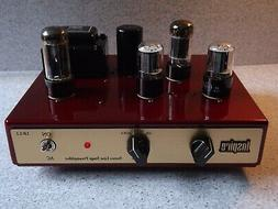 STEREO TUBE PREAMPLIFIER INSPIRE by DENNIS HAD MODEL LP-3.1