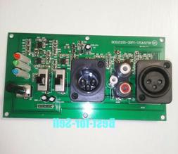 Supper Bass Subwoofer Preamplifier Board XLR / RCA Signal St