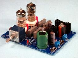 Tube Pre Amplifier Board Bsaed On Matisse Fantasy with 2x 56