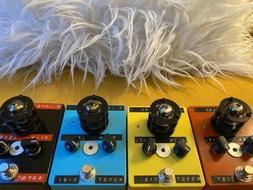 Tube PreAmp/Distortion Guitar/Bass Pedal - Loyd Electronics
