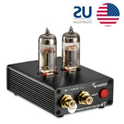 Mini Vacuum Tube MM Phono Stage Best Turntable Preamp Stereo